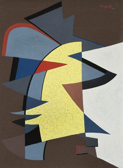 """Alberto Magnelli, '""""Untitled""""', 1942"""
