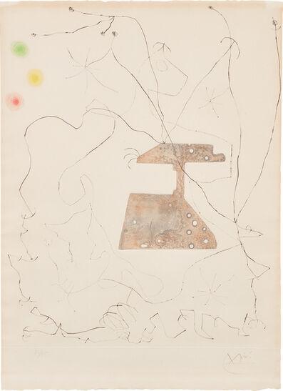 Joan Miró, 'Le Ciel du forgeron (The Blacksmith's Sky) (D. 364)', 1964