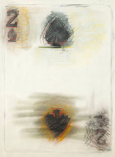 Larry Rivers, 'Two of Spades II', 1978