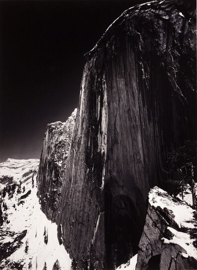 Ansel Adams, 'Monolith, The Face of Half Dome', 1927