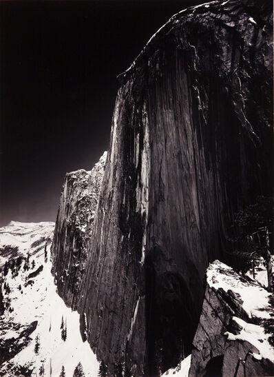 Ansel Adams, 'Monolith, The Face of Half Dome', 1927