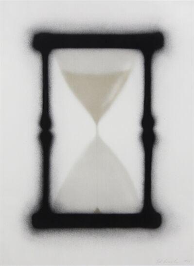 Ed Ruscha, 'Reloj de Arena ', 1988