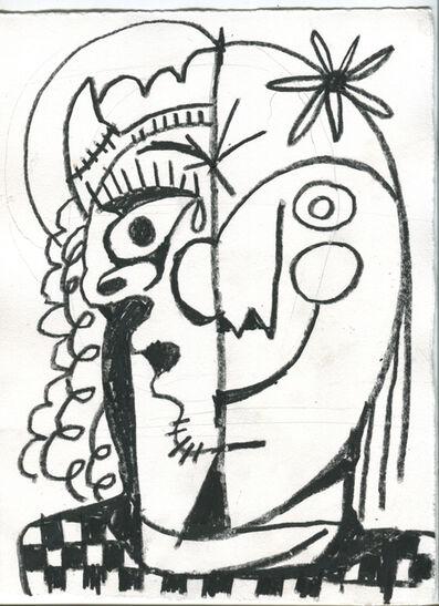 B. Thom Stevenson, 'Untitled Drawing (BTSV117D001)', 2017