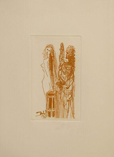 Salvador Dalí, 'Gala', 1968
