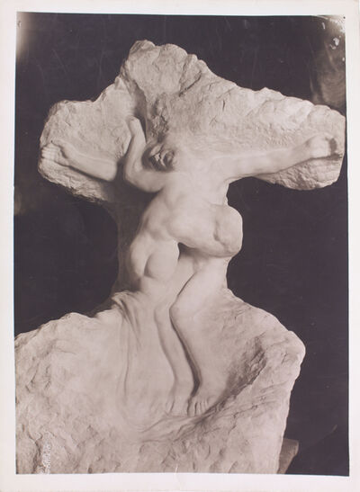 Pierre Choumoff, 'Christ et Marie-Madeleine (Christ and Mary Magdalene)', ca. 1915