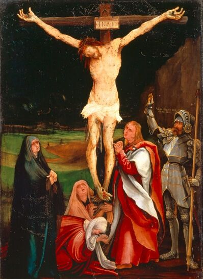 Matthias Grünewald, 'The Crucifixion of Christ', 1515