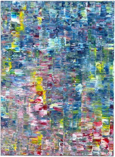 Sassan Behnam-Bakhtiar, 'Lake of Life ', 2018