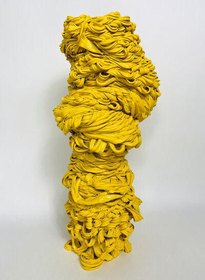 Svetlana Bogatcheva, 'ReBirth (yellow)', 2020