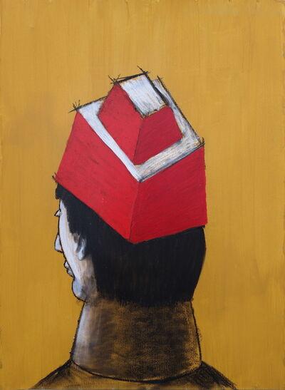Dumitru Gorzo, 'Head I', 2017