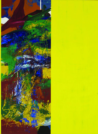 Chu Teh-I 曲德義, 'Juxtaposition C0301', 2003