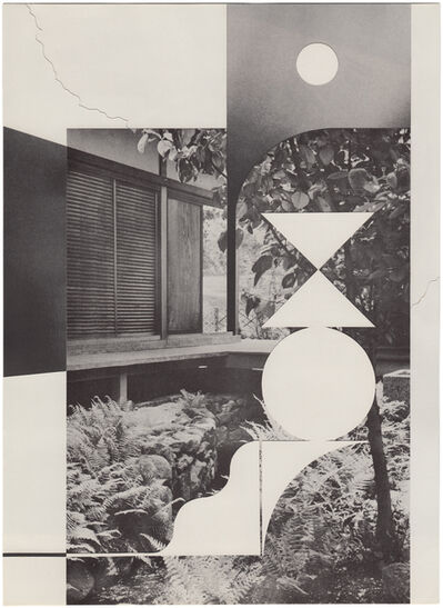 Louis Reith, 'Untitled (Nachttuin *9)', 2014