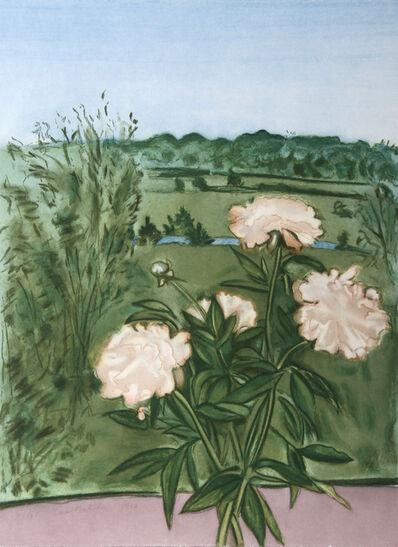 Jane Freilicher, 'Peonies', 1990