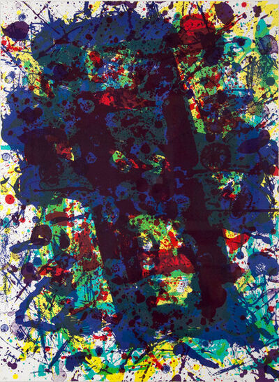Sam Francis, 'Untitled', Unknown