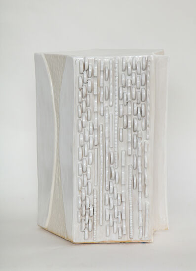 Trish DeMasi, 'Moderno White', 2020