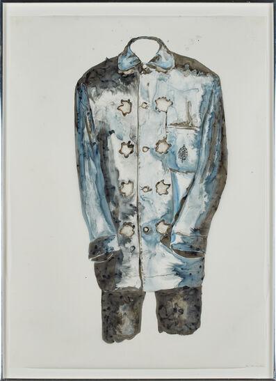 Matt Saunders, 'Untitled (Calvin Coolidge's Pajamas)', 2001