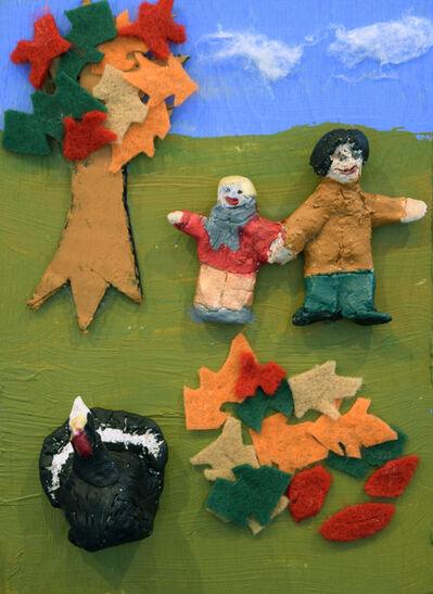 Linda Bienstock, 'Autumn Dreams', 2016