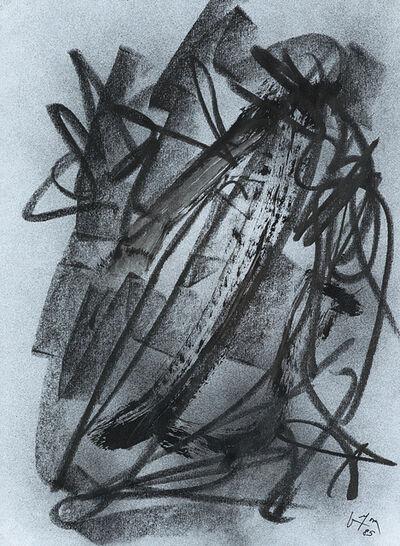 """Emilio Vedova, '""""Untitled - C.6""""', 1985"""