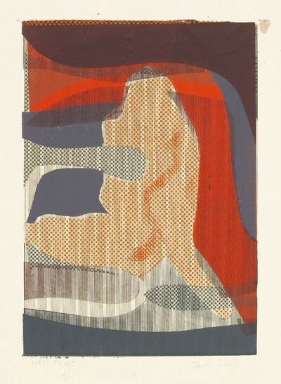David Reed, 'Four Screenprints In Colours, All Signed And Inscribed 'First Print 1 Of 1' In Pencil, On Glossy Thin Wove Paper, All With Margins'