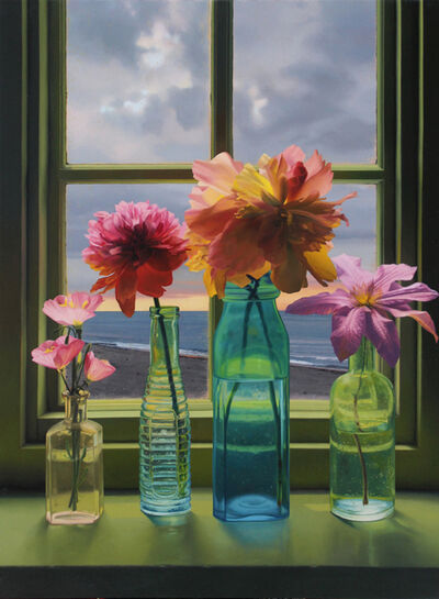 Scott Prior, 'Spring Flowers', 2018