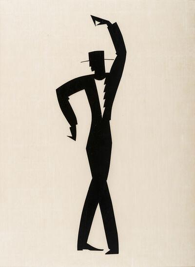 Wilhelm Hunt Diederich, 'Flamenco Dancer', 1920-1930