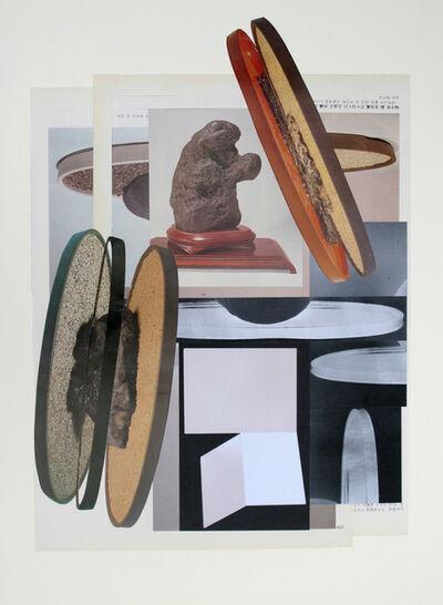 Jorge Pedro Núñez, 'Stone of madness III', 2012