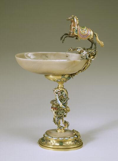 Johann Melchior Dinglinger, 'Ceremonial Cup', ca. 1697-1722