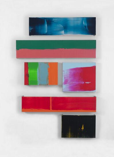 Pedro Calapez, 'On Target 02', 2015