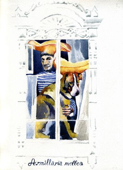 Nikita Shalenny, 'Mushroom in a Window', 2016