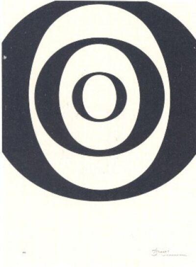 Joan Brossa, 'A.L. Joan Prats', 1989