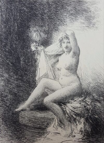 Henri Fantin-Latour, 'Vérité (Truth)', 1900