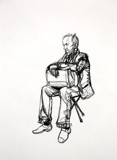 Sean Henry, 'Seated Figure (sketch 2)', 2015