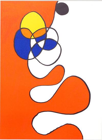 Alexander Calder, 'Abstract III from Derrière le Miroir ', 1968