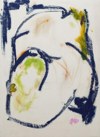 GASPAR MARTINEZ, 'Blue Pig', 2015