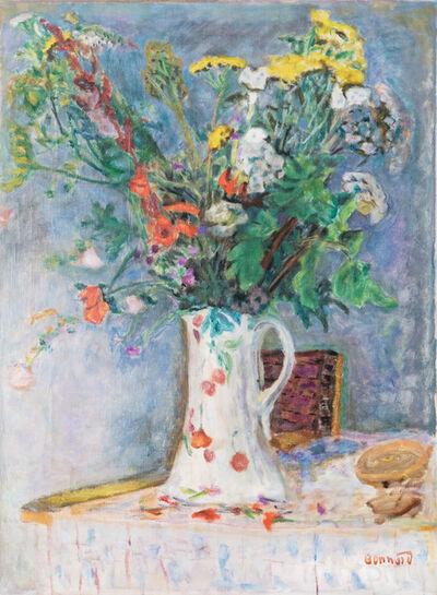Pierre Bonnard, 'Vase de fleurs', painted circa 1914-15.