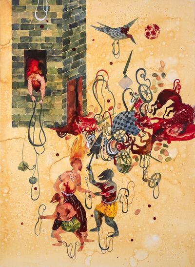 Shiva Ahmadi, 'Hanging Man', 2018