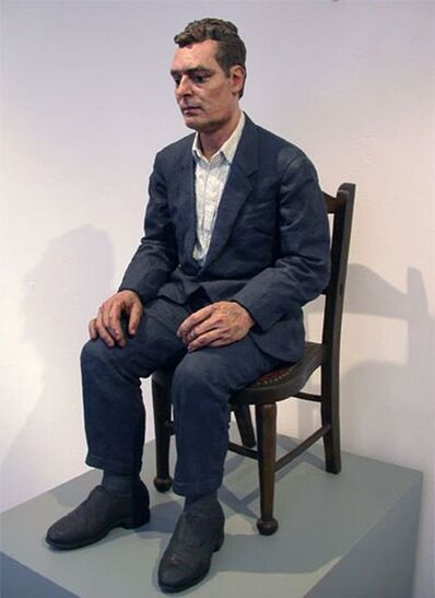 Sean Henry, 'Man on a Chair', 2003