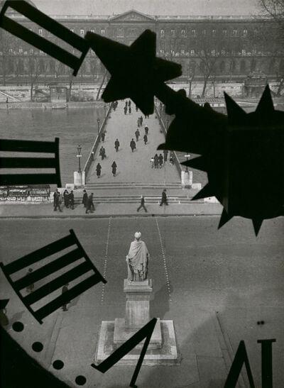 André Kertész, 'Le Pont Des Artes, Paris', 1932