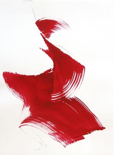Bettina Mauel, 'The Red Cloth 90', 2016