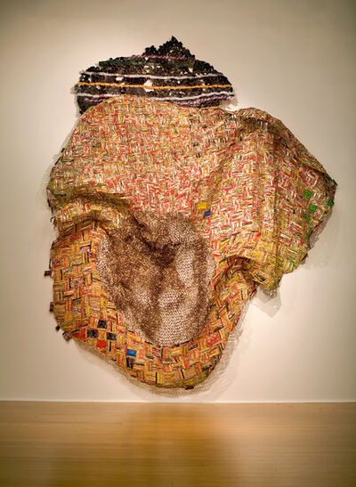 El Anatsui, 'Iris', 2012