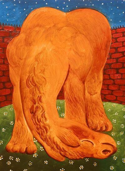André Ethier, 'Resting Beast', 2020
