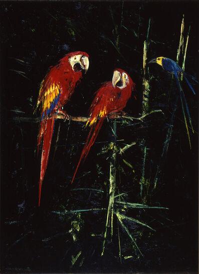John Alexander, 'The Oracle', 1986