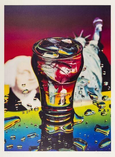 Ben Schonzeit, 'Yankee Flame', 1975