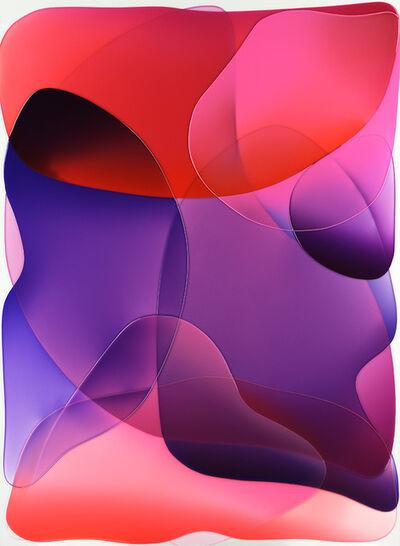 Peter Zimmermann, 'plasma V', 2021