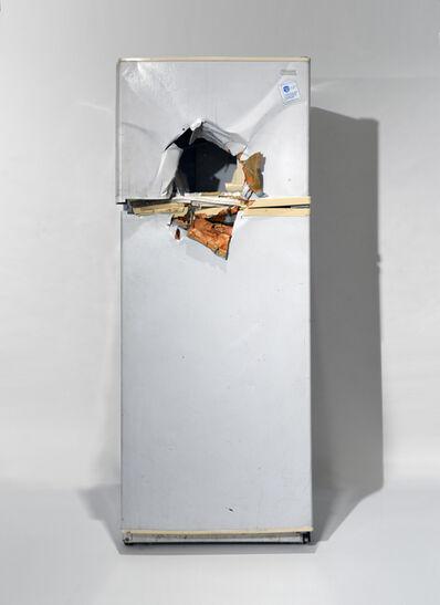 Rodney McMillian, 'Untitled (refrigerator)', 2009