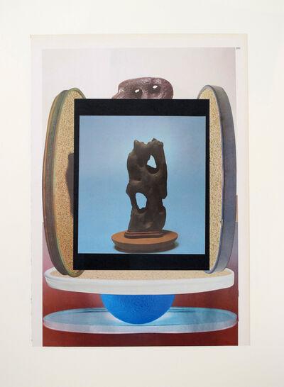 Jorge Pedro Núñez, 'Stone of madness VI', 2012