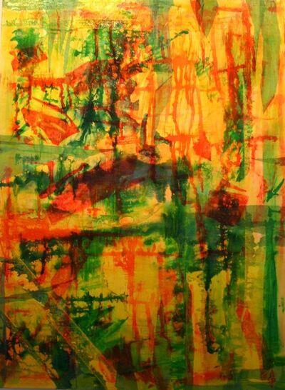 Jeannine Hunter Lazzaro, 'Electric Forest', 2020
