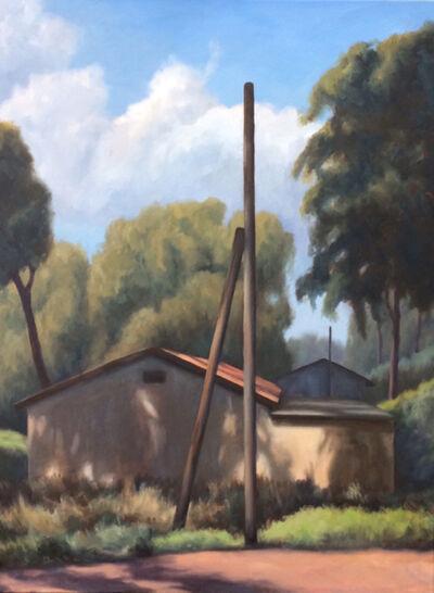 Alex Tubis, 'Light Games at Allenby Farm', 2021