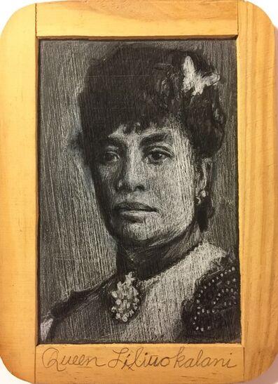 Nancy Lunsford, 'Queen Liliuokalani', 2018