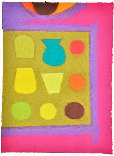Julian Martin, 'Untitled (Plates on picnic blanket)', 2014