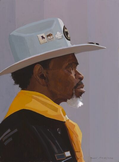 Dean Mitchell, 'Buffalo Soldier', 2019